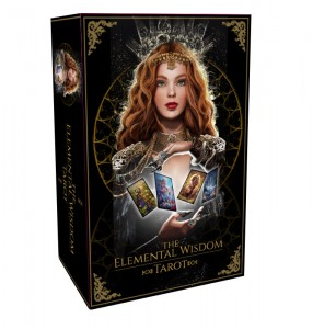 The Elemental Wisdom Tarot - LARGE EDITION
